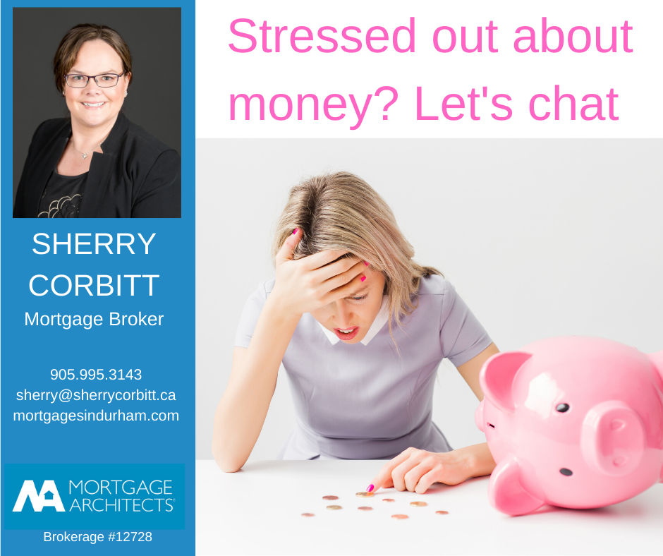 5 Tips to help stop stressing about money